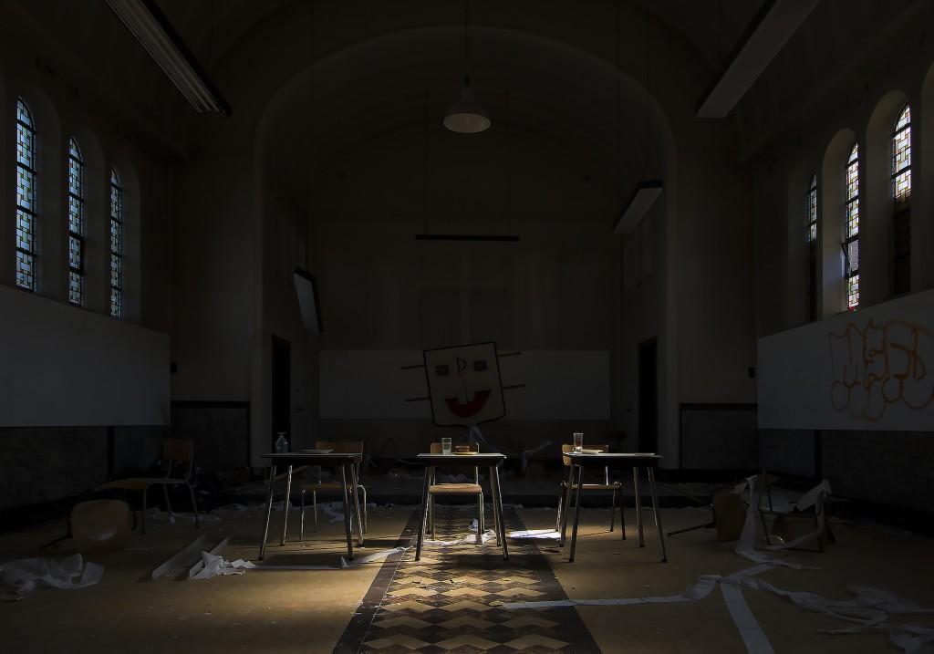 Anne Nobels, een verlangen naar licht, veroordelend