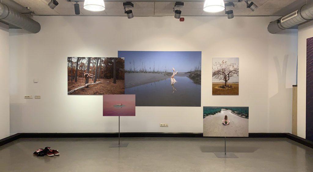 Expositie 'Outside the Lines' fine-art prints op dibond met matte uv folie